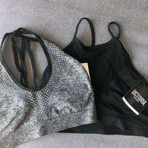 Two for $20! New Victoria's Secret sports bras